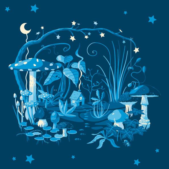 illustration-nuit-champignons