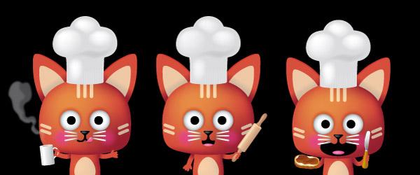 mascotte-chat-cuisinier