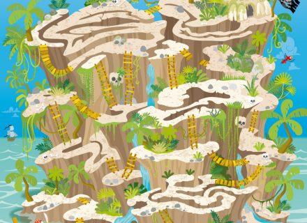 illustration de labyrinthe