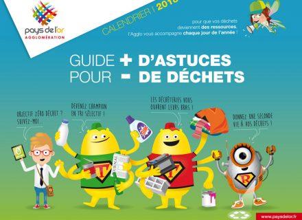 illustrations de mascottes sur le thème de l'environnement