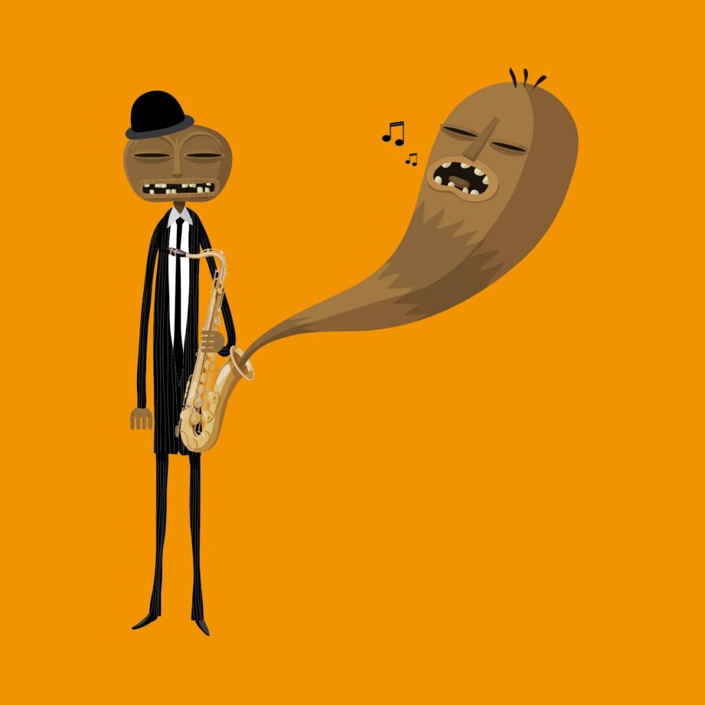 illustration de monstre