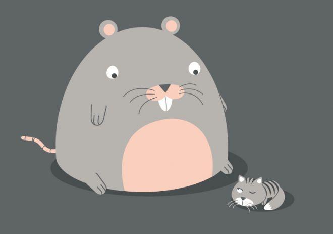 illustration-cartoon-souris