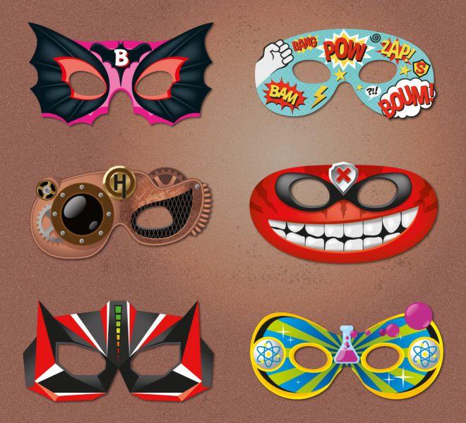 masques-superheros