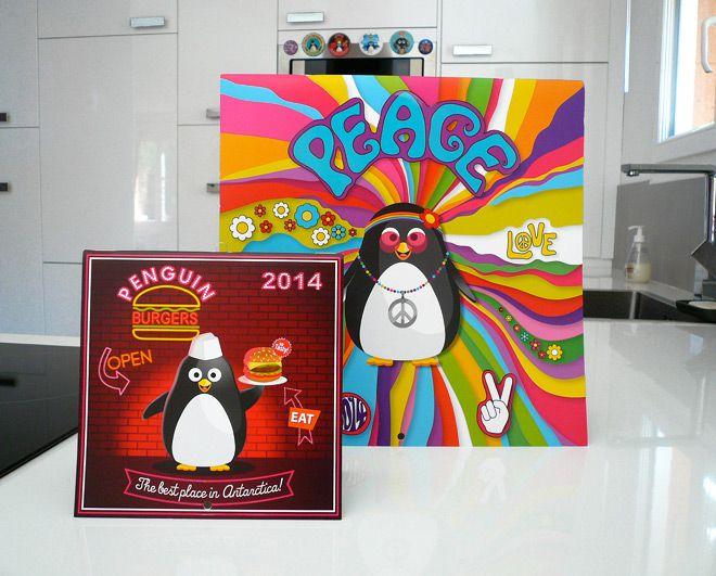 pingouin-calendrier