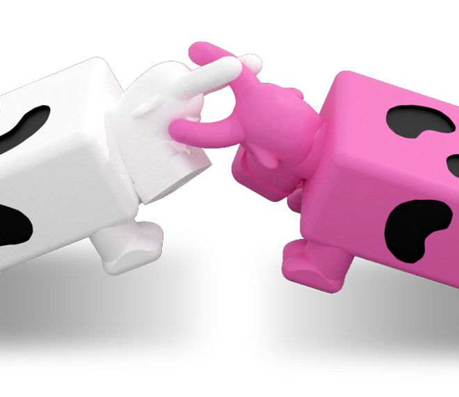 Duel-vaches
