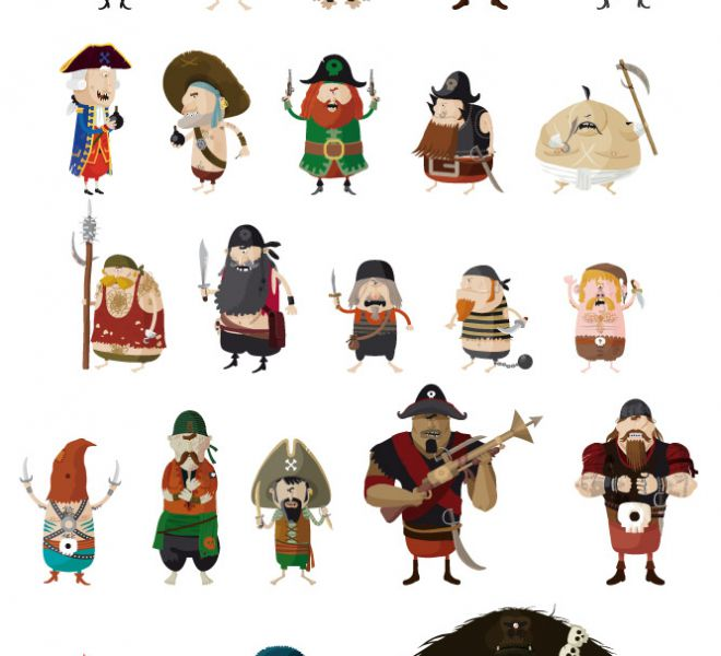 characters-pirates
