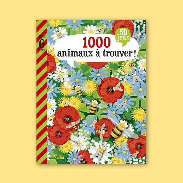 Lito – 1000 animaux à trouver !
