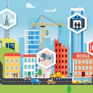 illustration d'une fresque pour la communication des entreprise et des collectivités