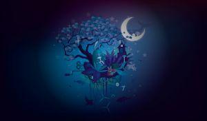 illustration poétique de rêve